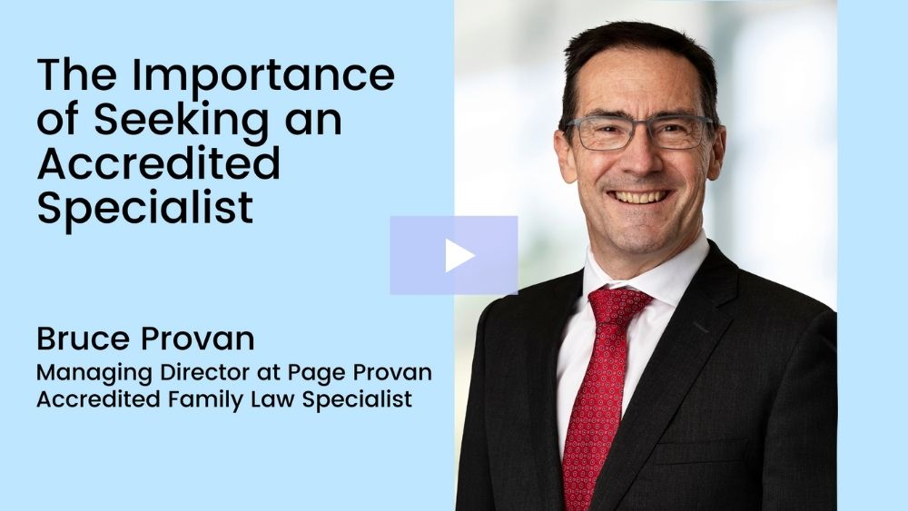 The Importance of Seeking an Accredited Specialist